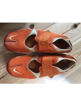 Orange Nike Air Rift Retro Classic by Ebay Seller