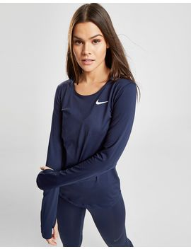 Nike Pro Training Long Sleeve T Shirt by Nike