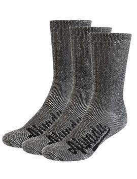 A Ivada 80 Percents Merino Wool Hiking Socks Thermal Warm Crew Winter Sock For Men & Women 3 Pairs by A Ivada