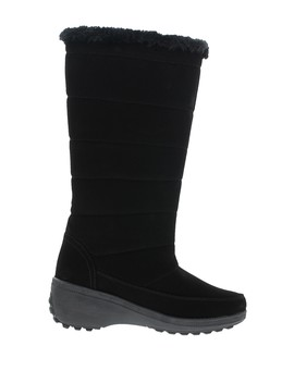 Laura Waterproof Faux Fur Lined Snow Boot by Khombu