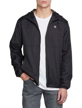 Ermont Hooded Windbreaker by Volcom