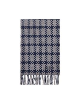Large Houndstooth Shawl by Mulberry