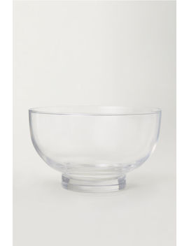 Skål I Glass by H&M