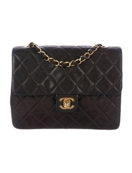 Vintage Square Flap Bag by Chanel