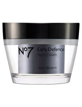 No7 Early Defence Night Cream 50ml by No7