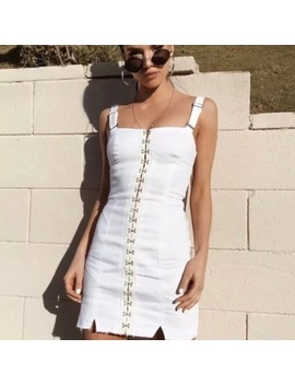 For Love And & Lemons Monika Hook Front Dress   Nwt by For Love And Lemons