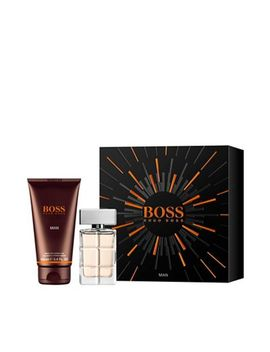 Hugo Boss   'boss Man' Eau De Toilette Gift Set by Hugo Boss