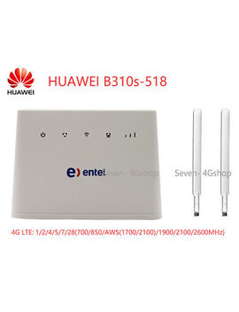 Unlocked 4 G Lte Router Huawei B310s 518 Usa Latin & Caribbean Cpe 150 Mbps by Huawei