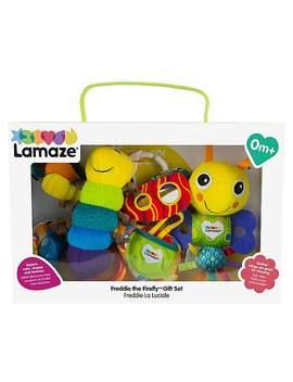 Lamaze Freddie The Firefly Gift Set by Dunelm