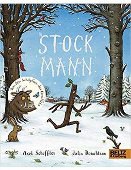 Stockmann: Vierfarbiges Pappbilderbuch by Axel Scheffler