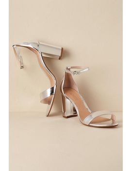 Anna Lee Block Heels by Schutz