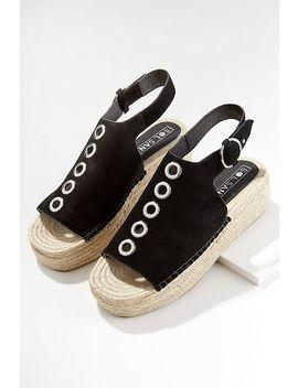 Sol Sana Suede Espadrille Sandals by Sol Sana