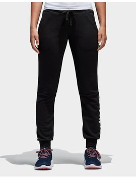 Adidas Essentials Linear Cuffed Pants by Adidas