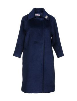 Blugirl Folies Coat   Coats & Jackets by Blugirl Folies