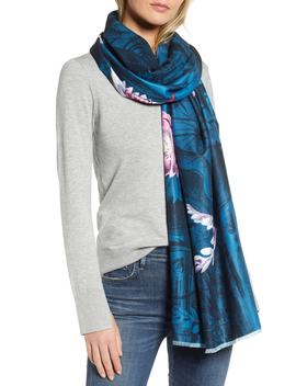 Wonderland Scarf by Ted Baker London