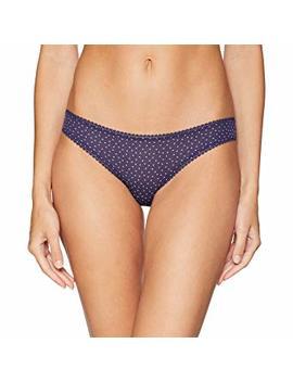On Gossamer Women's Mesh Low Rise Bikini Panty by On Gossamer