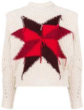 Hanoi Patchwork Jumper by Isabel Marant