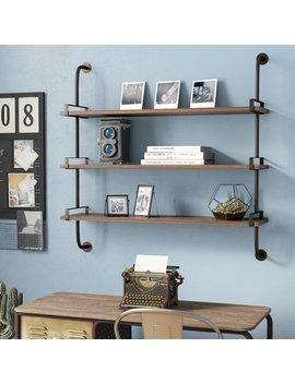 Trent Austin Design Fountain Valley Wood Wall Shelf & Reviews by Trent Austin Design