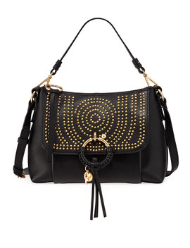 Joan Ring Small Shoulder Bag by See By Chloe
