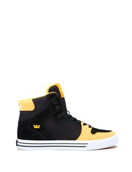Vaider Suede High Top Sneaker by Supra