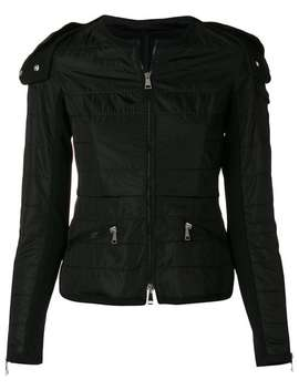 Andradite Fitted Jacket by Moncler