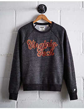 Tailgate Women's Virginia Tech Crew Sweatshirt by American Eagle Outfitters