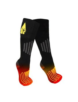 Cotton Battery Heated Socks by Action Heat