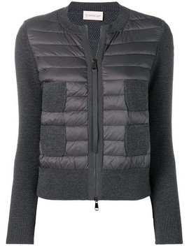 Padded Bomber Jacket by Moncler