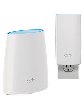Netgear Orbi Ac2200 Whole Home Mesh Wi Fi System (Rbk30 100 Cns) by Netgear