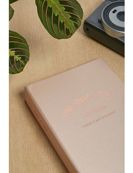 One Snap A Day Instax Mini Album by Urban Outfitters