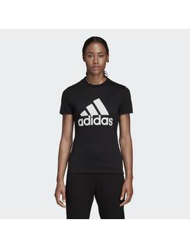 Must Haves Badge Of Sport Tee by Adidas