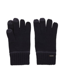 Knitted Gloves With Touch Tech Tips by Boss