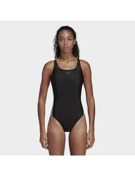 Athly V 3 Stripes Swimsuit by Adidas