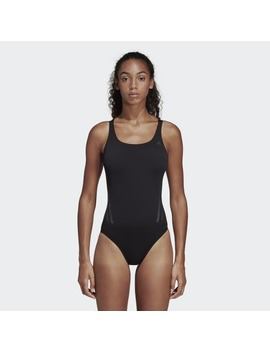 Pro V 3 Stripes Swimsuit by Adidas