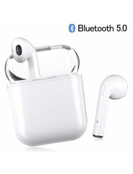 Auriculares Bluetooth, Auriculares Inalámbricos Auriculares Bluetooth 4.1 In Ear Auriculares Auriculares Estéreo In Ear Micrófono Manos Libres Incorporado Para Apple Airpods Android/I Phone by Rzgy