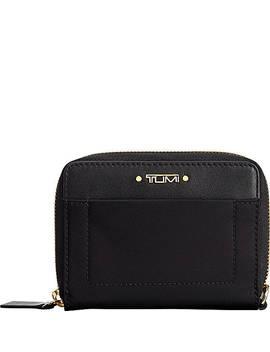 Voyageur Tri Fold Zip Around Wallet by Tumi