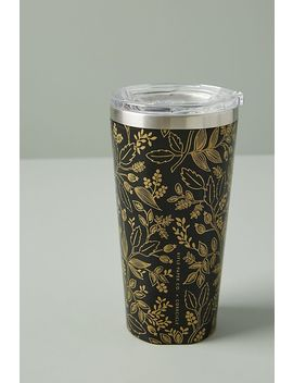 Rifle Paper Co. Floral Tumbler by Rifle Paper Co.