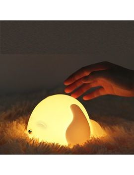 Cloud Forest   Dog Rechargeable Night Lamp by Cloud Forest