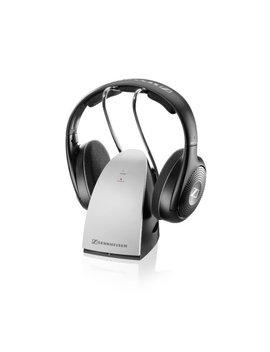 Sennheiser Rs120 Ii Rf Wireless On Ear Headphone With Uk/Ireland Power Supply by Sennheiser