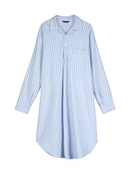 Bonsoir Brushed Cotton Nightshirt by Bonsoir