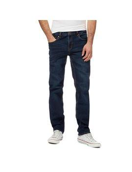 Red Herring   Dark Blue Slim Fit Jeans by Red Herring