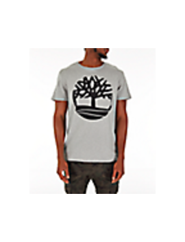 Men's Timberland Big Tree Logo T Shirt by Timberland