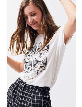 Lira Get Lost T Shirt by Pacsun