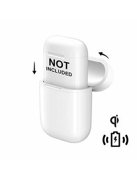 Neotrix Qi Wireless Charging Protective Case Cover Compatible For Apple Air Pods And Any Qi Wireless Charger   White by Neotrix Qi