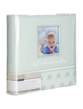 Baby Boy 2 Up Photo Album By Recollections® by Recollections