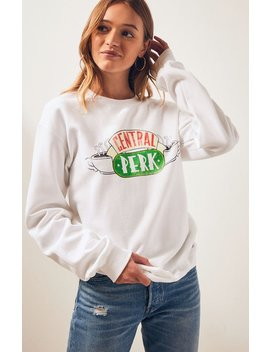Goodie Two Sleeves Central Perk Pullover Sweatshirt by Pacsun