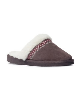 Muk Luks Dawn Women's Suede Scuff Slippers by Kohl's