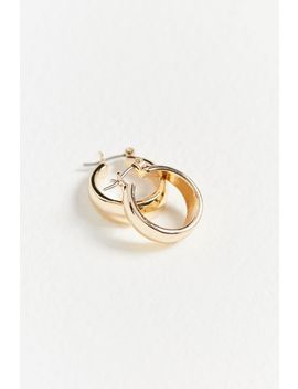 Gia Chunky Hoop Earring by Urban Outfitters