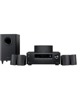 Ht 5.1 Ch. 4 K Home Theater System   Black by Onkyo