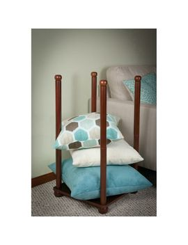Pillow Tower Mahogany by Pier1 Imports